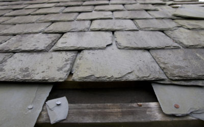 Misconception – A Slate Roof Is Too Heavy
