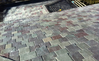 Historic Vermont Slate Roofing